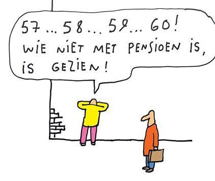 Eerder met pensioen | pensioenplusser.nl